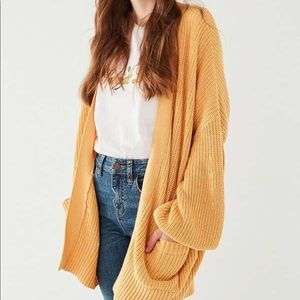 Urban Outfitters / BDG / Charlie Oversized Cardi